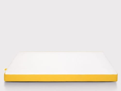 Eve baby cot mattress side