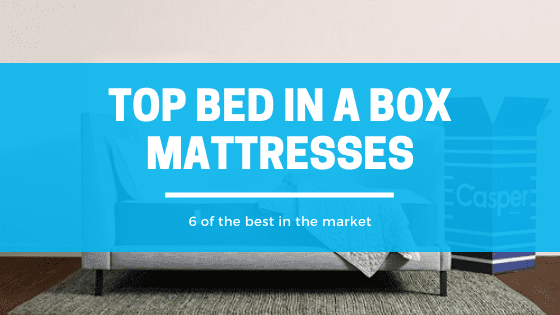 Top bed in a box feature