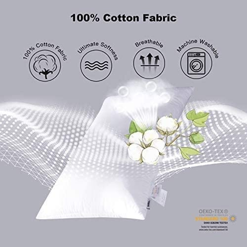 UMI By Amazon Goose Feather Pillow